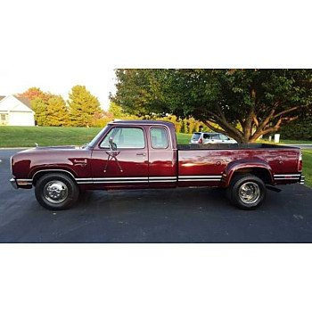 1978 Dodge D/W Truck for sale 100839650