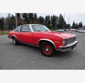 1977 Chevrolet Nova for sale 100839823