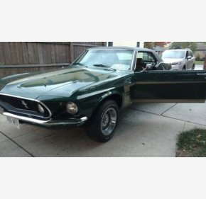 1969 Ford Mustang for sale 100840978
