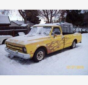 1967 Chevrolet C/K Truck for sale 100841349