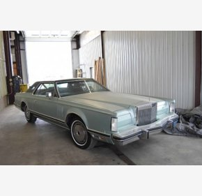 1977 Lincoln Continental for sale 100842550