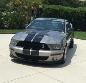 2008 Ford Mustang Shelby GT500 Coupe for sale 100843141