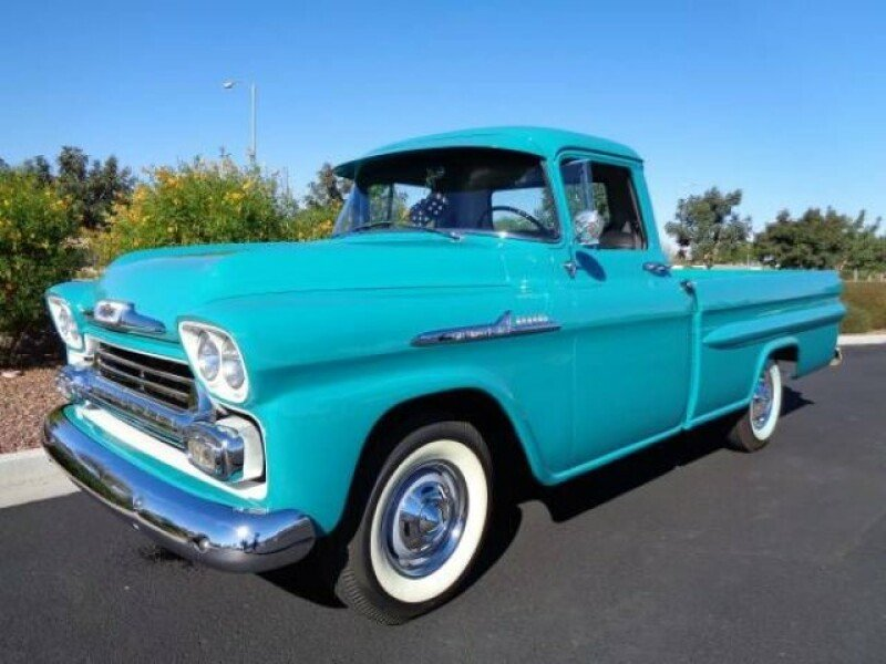 1958 Chevrolet 3100 Classics For Sale Classics On Autotrader