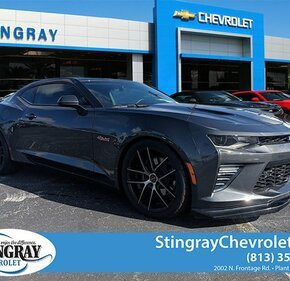2017 Chevrolet Camaro SS Coupe for sale 100845548