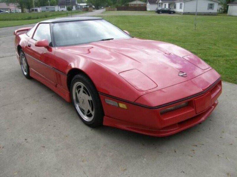 1988 Chevrolet Corvette Classics for Sale - Classics on