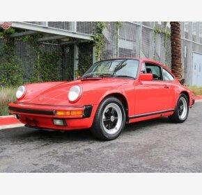 1987 Porsche 911 Carrera Coupe for sale 100847163