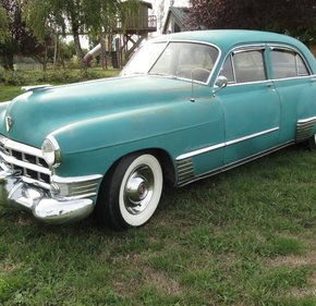 1949 Cadillac Series 62 for sale 100847369