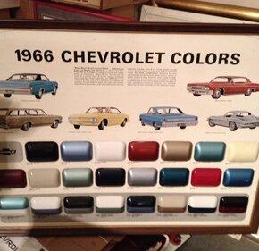 1966 Chevrolet Other Chevrolet Models for sale 100847614