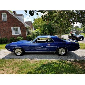 1969 Mercury Cougar for sale 100848251