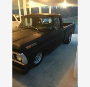 1970 Ford F100 for sale 100852000