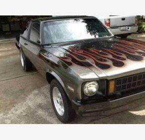 1978 Chevrolet Nova for sale 100853218