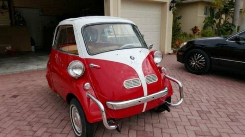 BMW Isetta Classics for Sale - Classics on Autotrader