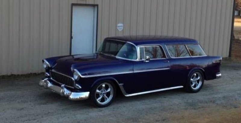 Chevrolet Nomad Classics For Sale Classics On Autotrader