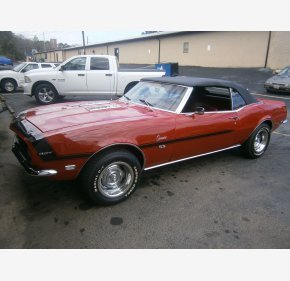 1968 Chevrolet Camaro SS Convertible for sale 100854361