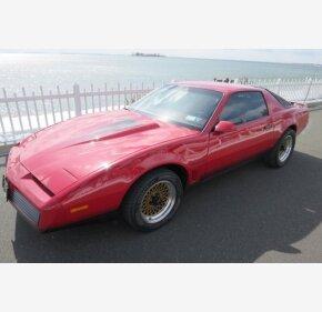 1984 Pontiac Firebird Trans Am Coupe for sale 100854364