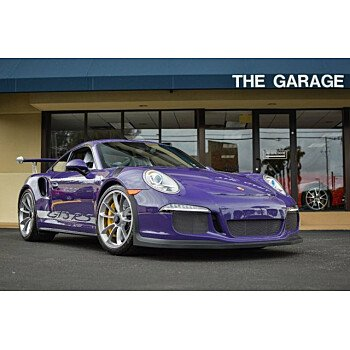 2016 Porsche 911 GT3 RS Coupe for sale 100854551