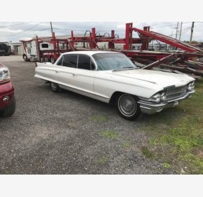 1962 Cadillac De Ville for sale 100854654