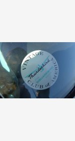 1965 Ford Thunderbird for sale 100854713