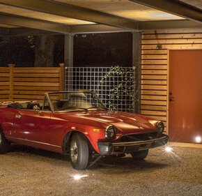 1979 FIAT 2000 Spider for sale 100855306