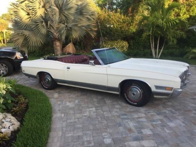 ford ltd classics for sale classics on autotrader1970 Ford Ltd Convertible #20