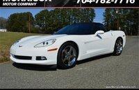 2008 Chevrolet Corvette Convertible for sale 100855778
