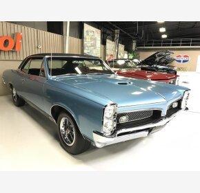1967 Pontiac GTO for sale 100856332