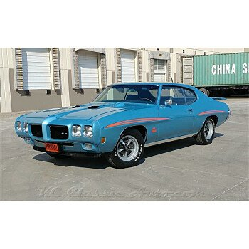 1970 Pontiac GTO for sale 100857232