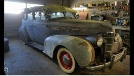 1939 Oldsmobile Other Oldsmobile Models for sale 100857375