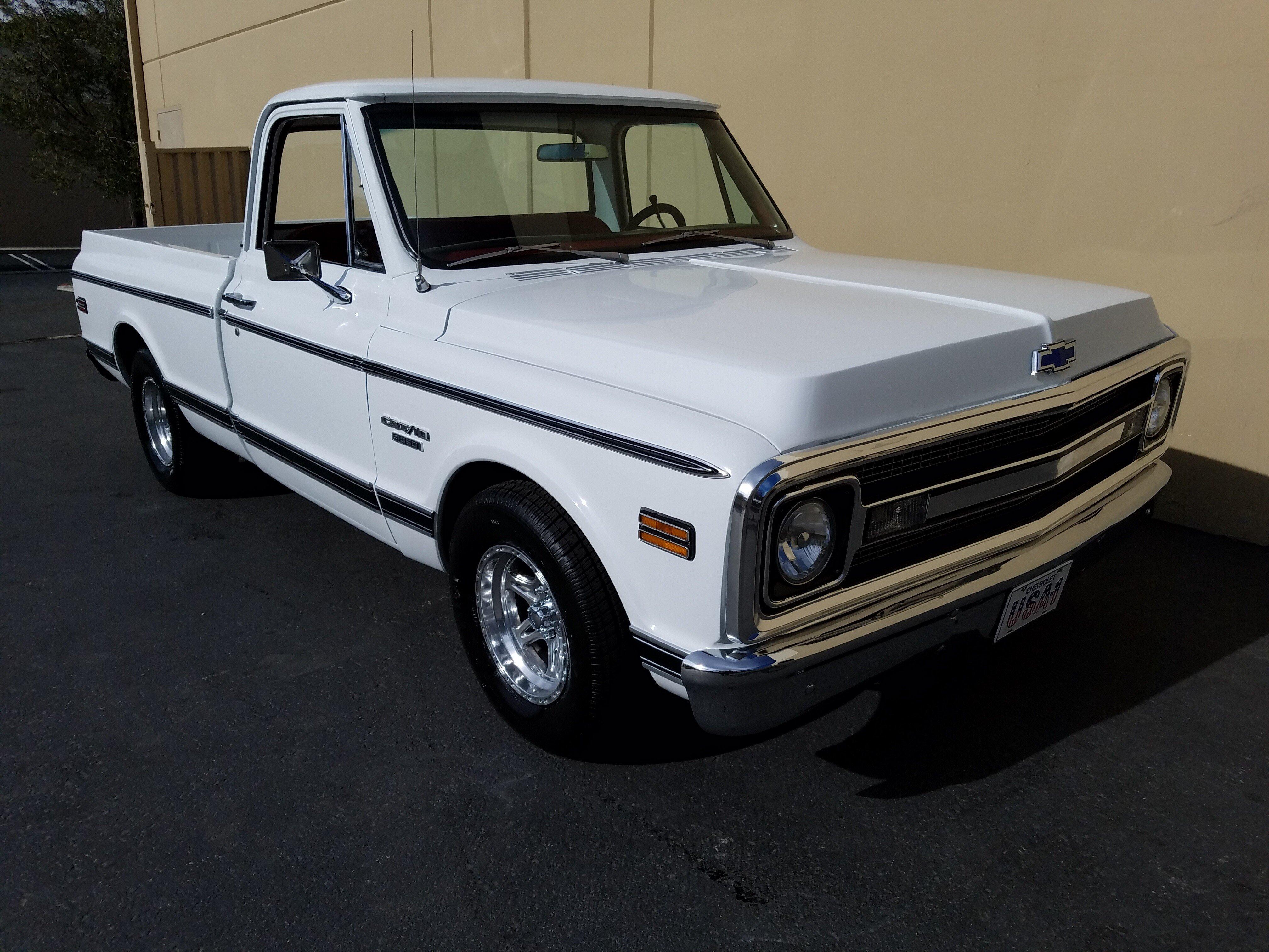 1969 Chevrolet C K Trucks For Sale Near Coto De Caza California 92679 Classics On Autotrader