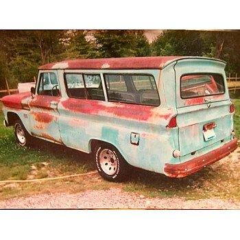 1964 Chevrolet Suburban for sale 100858476