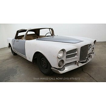 1958 Facel Vega Excellence for sale 100858825