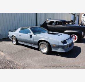 1982 Chevrolet Camaro for sale 100861151