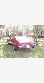 1972 Chevrolet Nova for sale 100862262