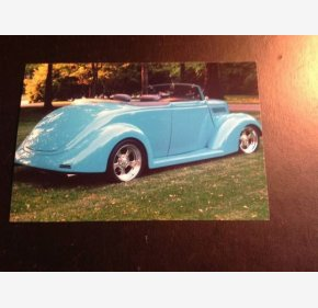 1937 Ford Other Ford Models for sale 100862731