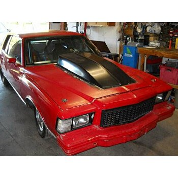 1979 Chevrolet Monte Carlo for sale 100862916
