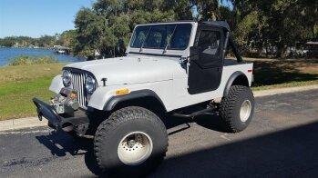 Jeep Cj 7 Classics For Sale Classics On Autotrader