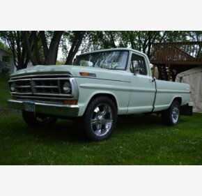 1971 Ford F250 for sale 100864799