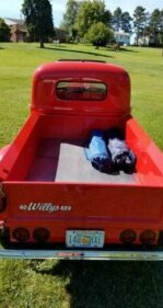 1940 Willys Other Willys Models for sale 100865235