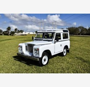 1973 Land Rover Other Land Rover Models for sale 100865771