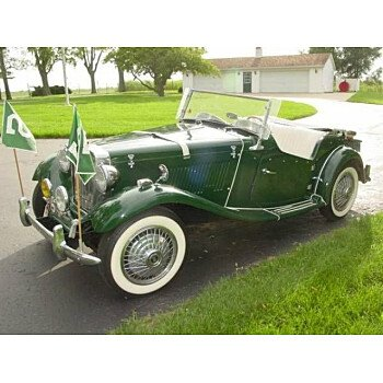 1954 MG Other MG Models for sale 100866163