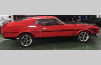 1972 Ford Mustang for sale 100866775