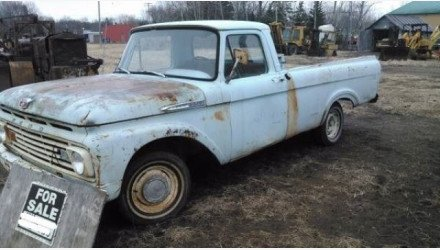 1961 Ford F100 for sale 100866933