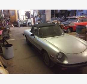 1979 Alfa Romeo Spider for sale 100868067