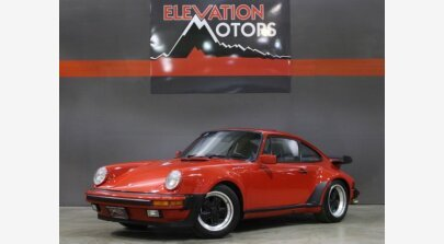 1986 Porsche 911 Turbo Coupe for sale 100873454