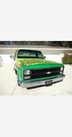 1987 Chevrolet C/K Truck 2WD Regular Cab 1500 for sale 100873678