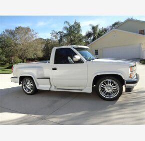 1991 Chevrolet Silverado 1500 2WD Regular Cab for sale 100873686