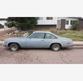 1978 Chevrolet Nova for sale 100874362