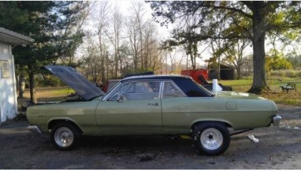 1967 Mercury Comet for sale 100876504
