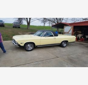 1968 Chevrolet El Camino for sale 100876506