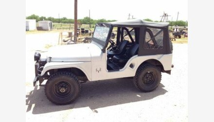 1967 Jeep CJ-5 for sale 100878195